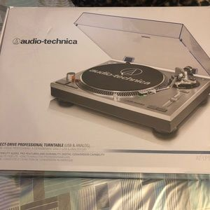 Audio technica turntables